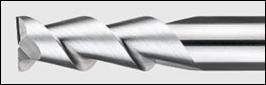 фреза двухперая по алюминию 155WW